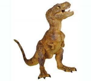 Escucha música infantil de animales Tiranosaurio Rex